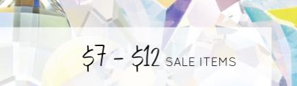 Clearance Rhinestones $7 - $12