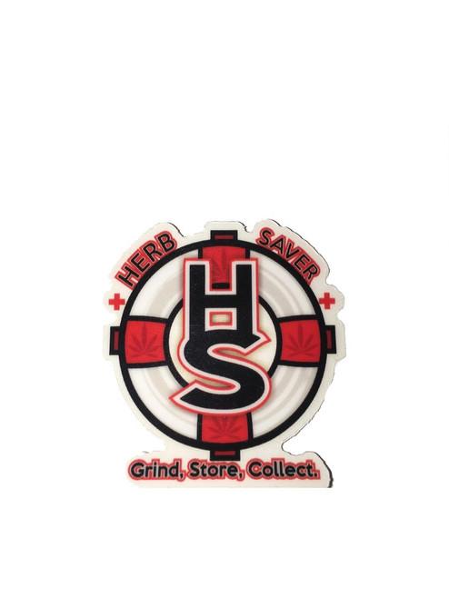 Herb Saver HerbSaver Sticker 6 Pack