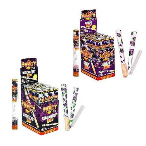 Juicy JS Assorted 2 Pack Juicy Jays Pre-Rolled Cones