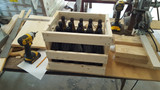 Building a 500ml Bottle Crate