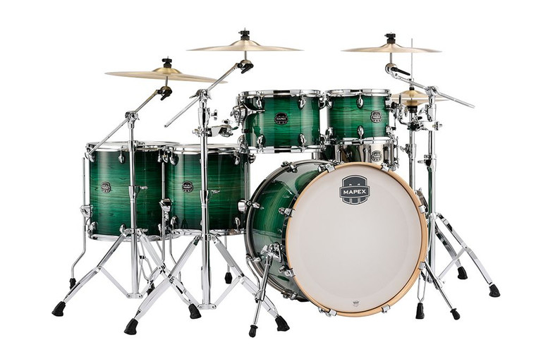 Mapex Armory 6pc Studioease Shell PacK
