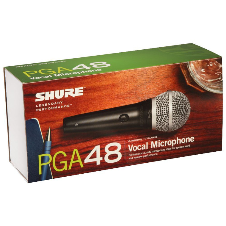 Shure PGA48 Vocal Mic XLR