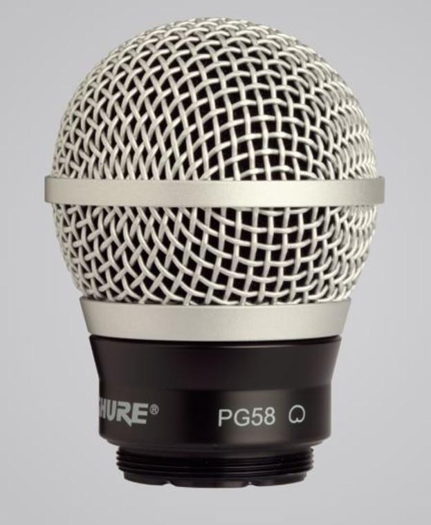 Shure RPW110 Wireless PG58 Head
