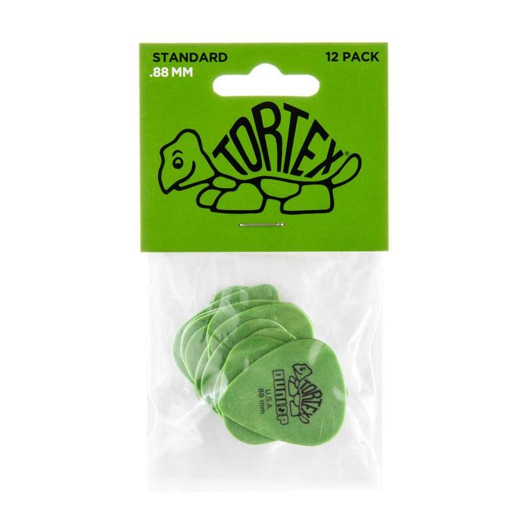 Tortex Standard .88 Green
