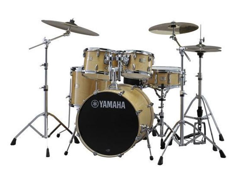 Yamaha Stage Custom Natural with Hardware