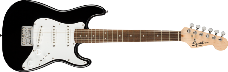 Squier Mini Stratocaster Black