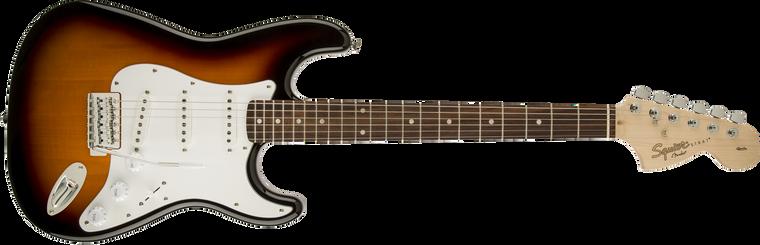 Fender Squier Affinity Stratocatser Sunburst
