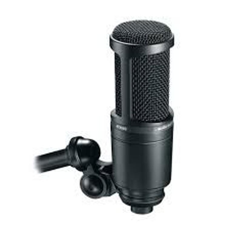 Audio-Technica AT2020 Cardioid