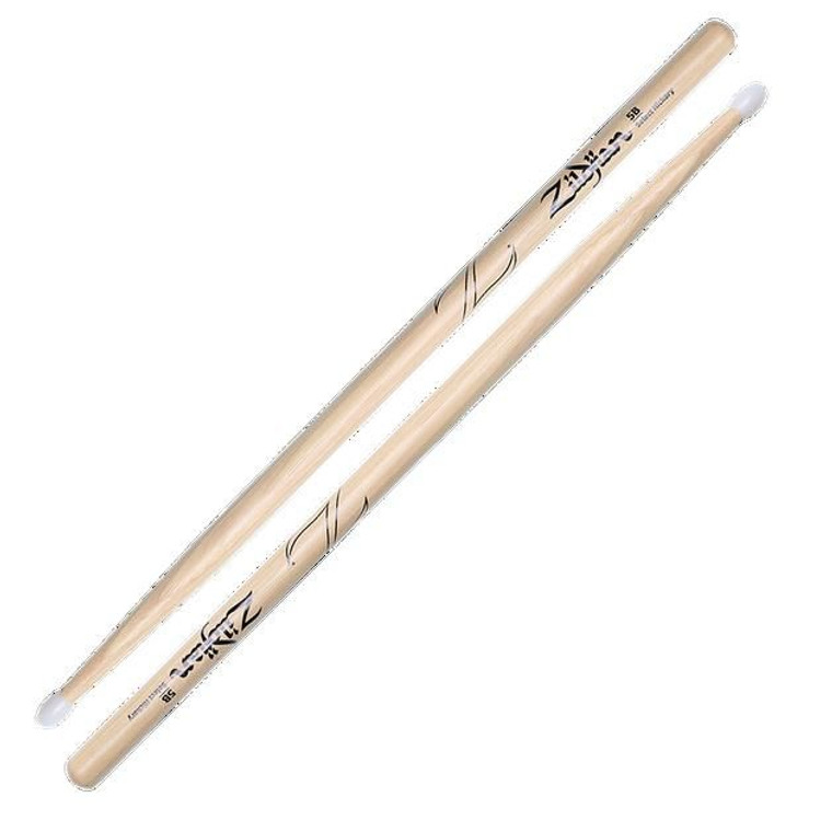 Zildjian 5B Nylon Tip Drum Sticks