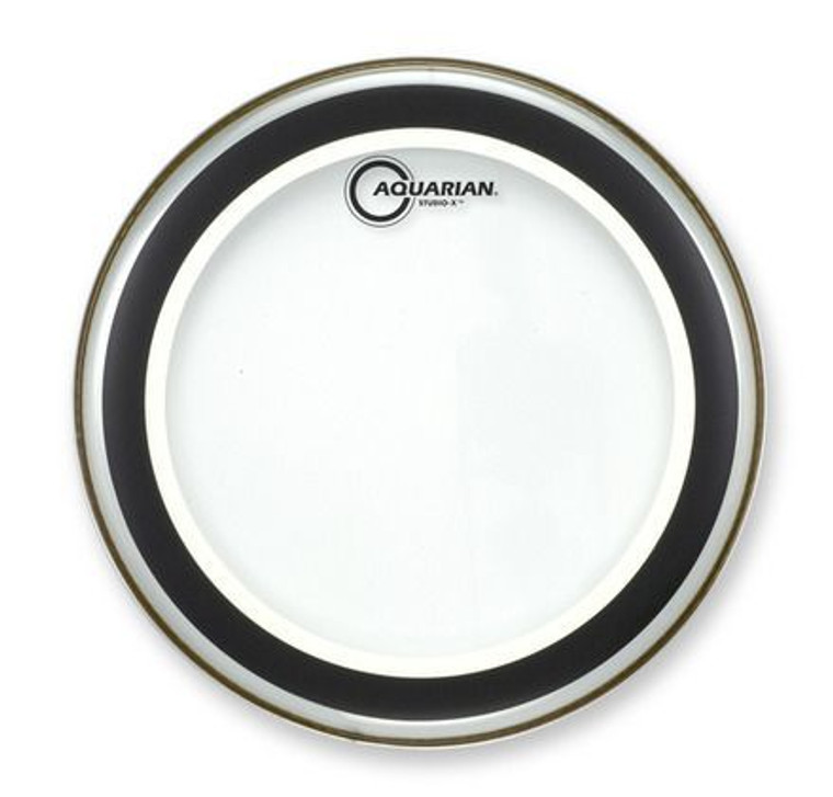 Aquarian Studio X Clear 8'' Drum Head