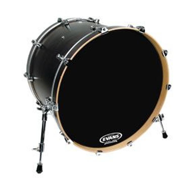 "Evans EMAD 20"" Black Reso Drum Head"