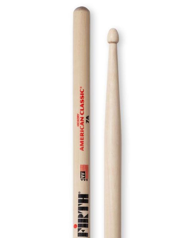 Vic Firth 7A American Classic Drum Sticks