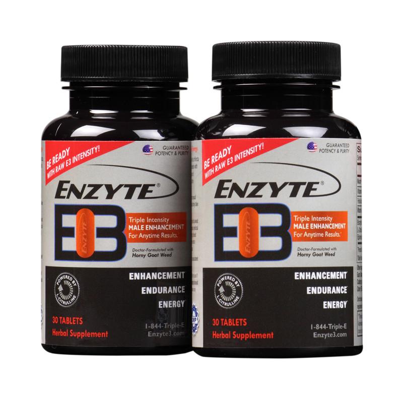 Enzyte3 - 2 Month Supply (BOGO)