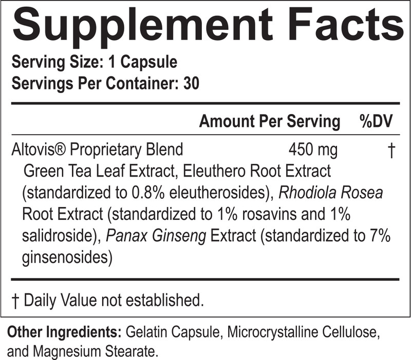 Altovis - 2 Month Supply (BOGO)