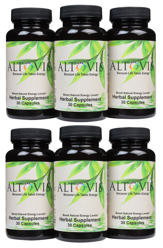 Altovis - 6 Month Supply (Buy 4 Get 2 FREE*)