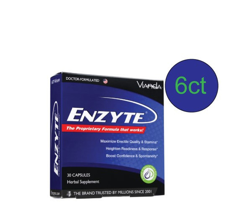 Enzyte 6 Month Supply