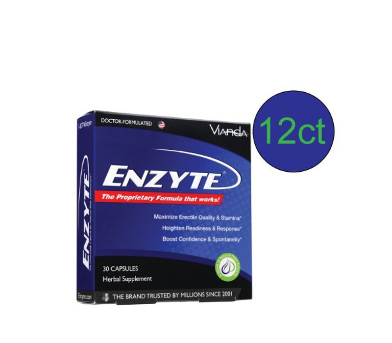 Enzyte 12 Month Supply