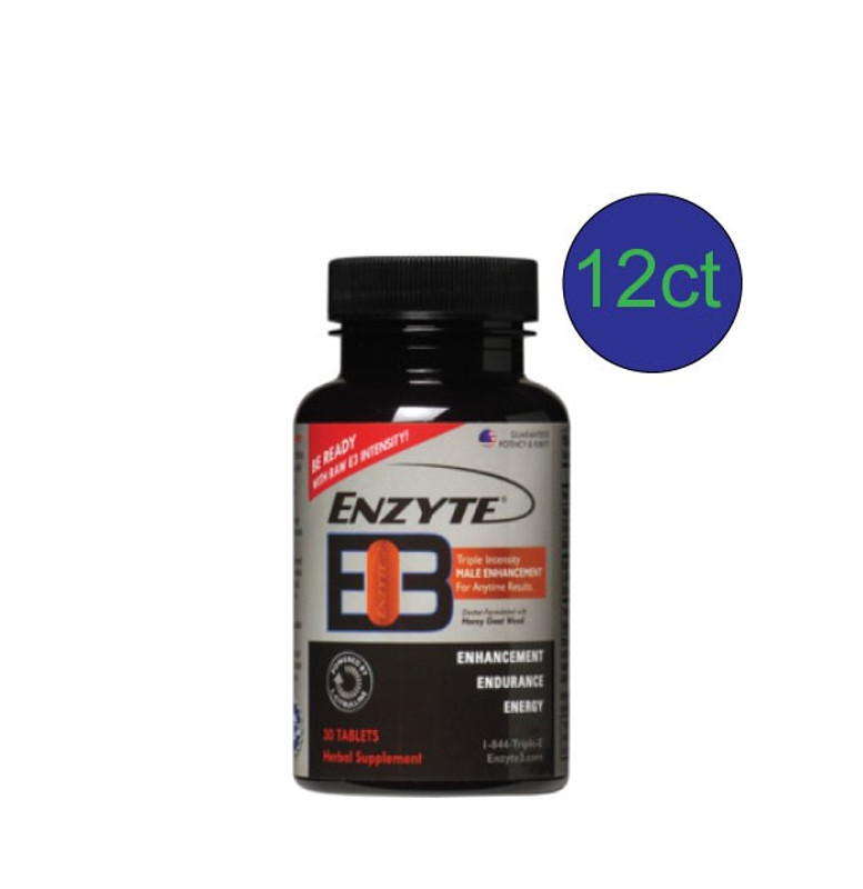 Enzyte3 12 Month Supply
