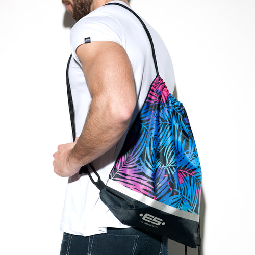ES Collection Reversible Sling Bag Palms (AC073-Palms)
