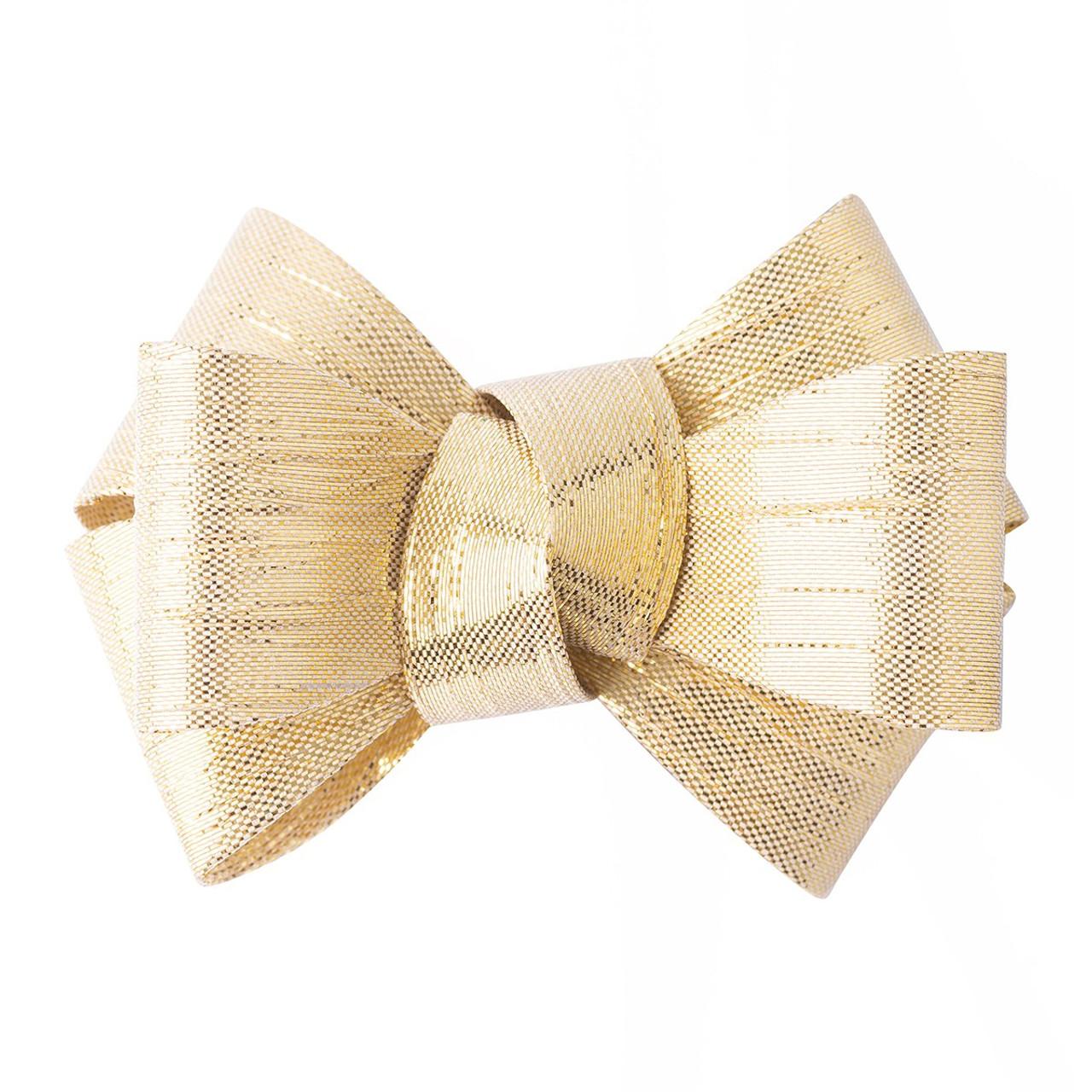 Juliska Tuxedo Gold Napkin Ring Set 4
