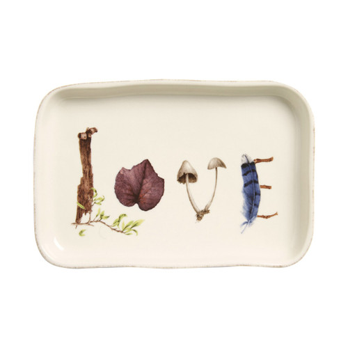 """Forest Walk 7.5"""" Gift Tray Love"""