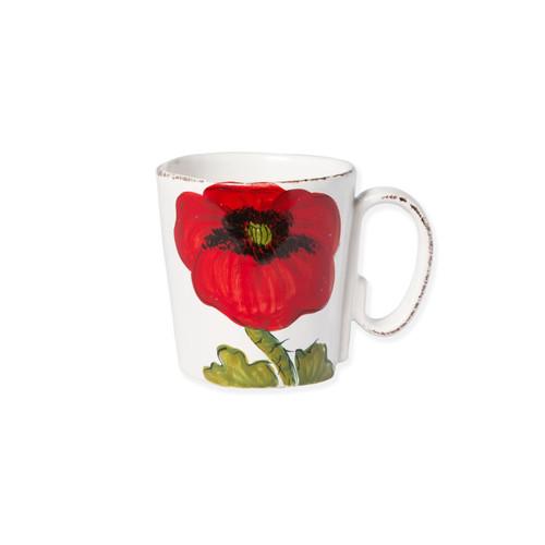 Lastra Poppy Mug