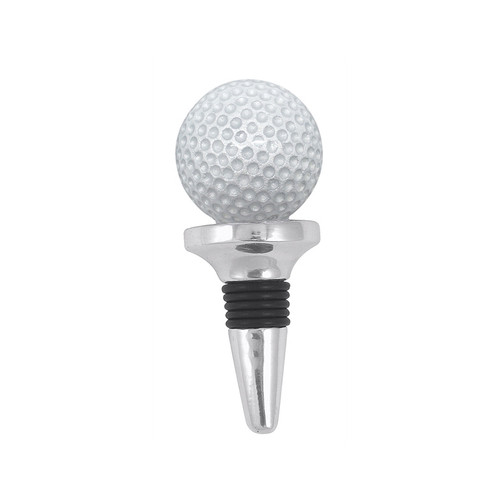 White Golf Ball Stopper