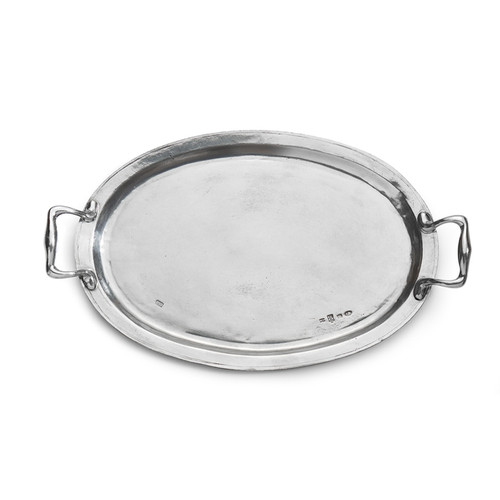 Vintage Med Tray with Handles