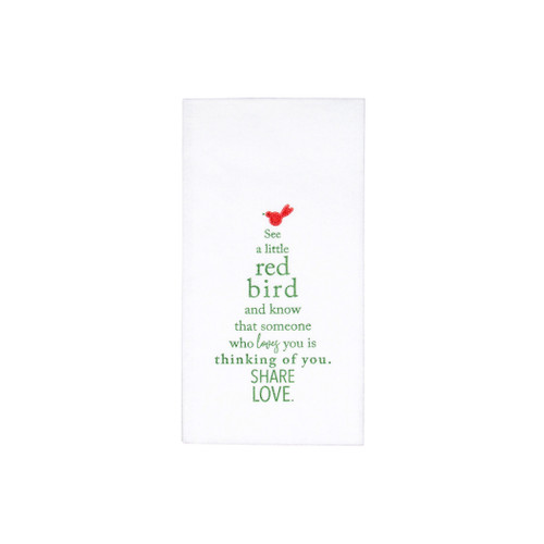 "Vietri Holiday Tree Guest Towels Pack of 20  PPS-6052HT-20 7.75""L, 4.5""W (Folded) 15.75""L, 13""W (Flat)  Papersoft Napkins Holiday Tree Guest Towels from plumpuddingkitchen.com are highly absorbent and made of a fibrous material (spunlace) in Italy. An easy grab-and-go gift for the hostess or a fun addition to your last-minute dinner party, these napkins are perfect for the holidays."