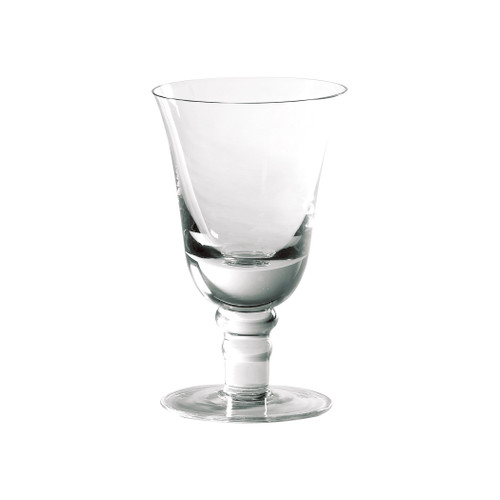 """Vietri Puccinelli Classic Iced Tea Glass 6.25""""H, 12 oz PGL-5240   For the most casual or elegant occasions, our Puccinelli Classic Clear Water Glass from plumpuddingkitchen.com delivers durability with Italian style."""