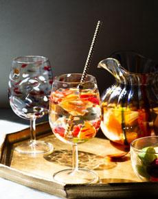Vietri Carnevale Glass