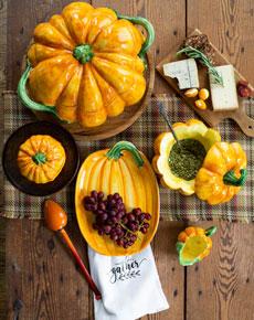 Vietri Pumpkins