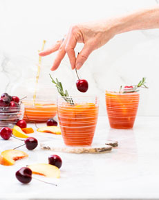 Vietri Swirl Drinkware
