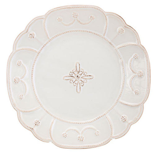 wht JML02//10 Juliska Jardins Du Monde Landriana Dessert Plate