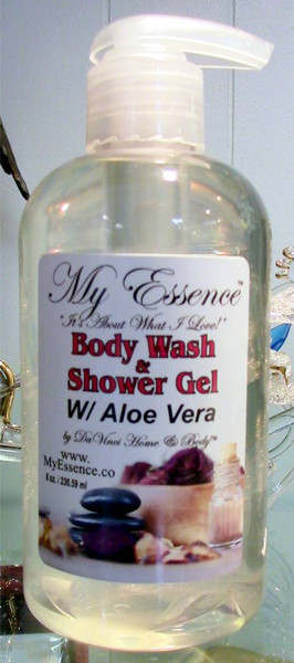 Body Wash & Shower Gel -8 oz