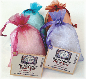 Bath Salt - Dead Sea Salt- 8oz