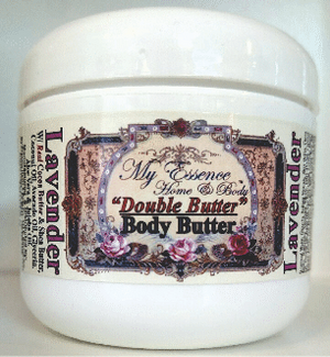 """DOUBLE BUTTER"" Body Butter"