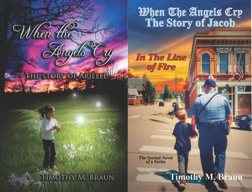 When The Angels Cry-WHOLESALE-FREE SHIPPING (Minimum order of 24 books)