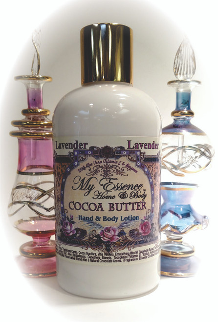 Cocoa Butter Moisturizing Hand & Body Lotion-2,4,8 OZ