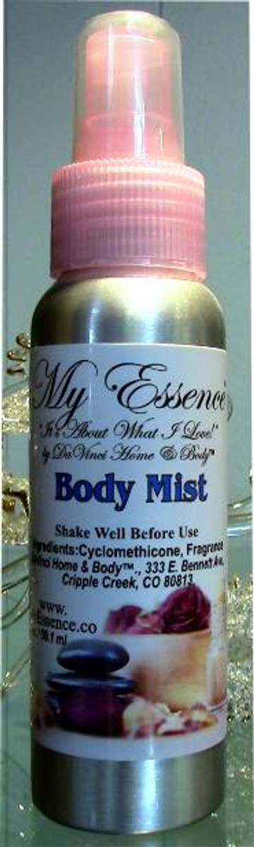 Body Mist / Spray - 2oz