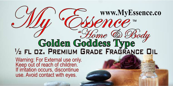 Fragrance - Golden Goddess Type