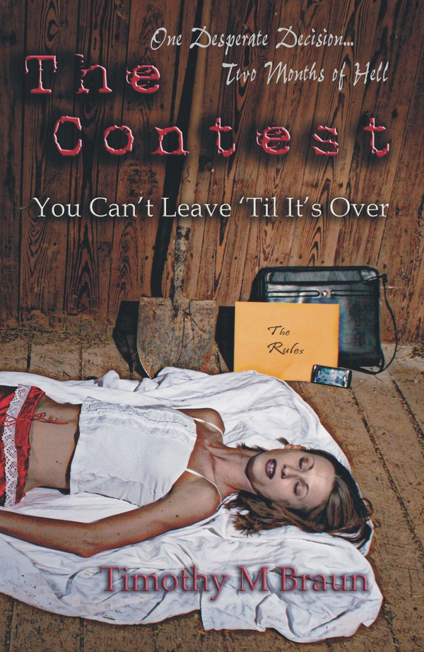 The Contest - You Can't Leave 'Till It's Over - FREE SHIPPING