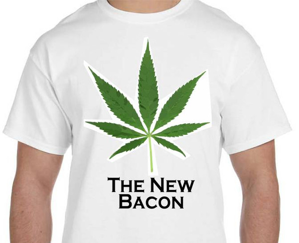 The New Bacon - 100% Ultra Cotton T-shirts, FREE SHIPPING