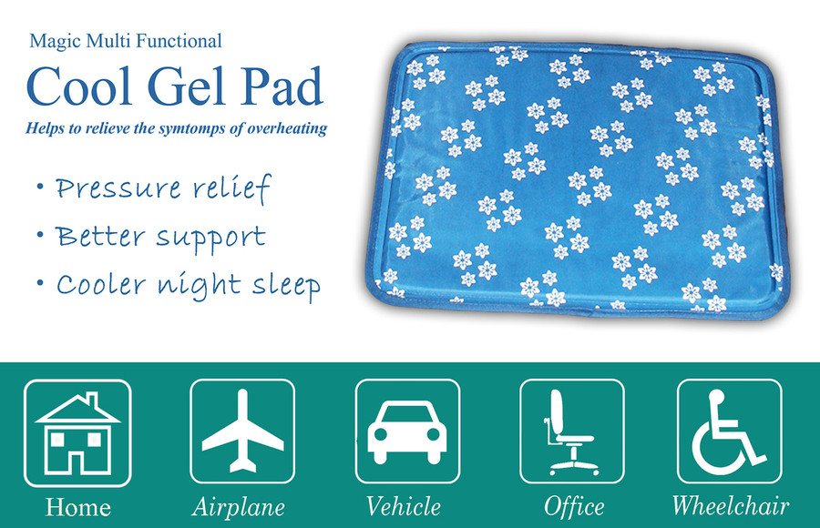 Cool Gel Pad for Multi Function|Cool Gel Pad -Well Living Shop