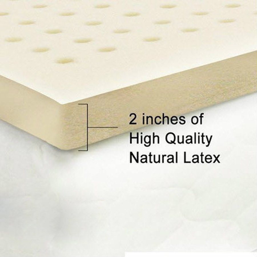 Organic Latex Mattress Toppers|Organic Latex Mattress Toppers-Well Living Shop