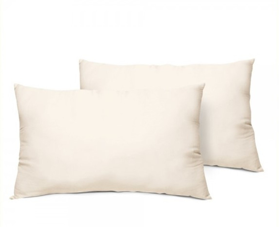 Value 2 Pack - Natural Kapok Pillow|Organic Kapok Pillow|Natural Kapok Pillow|Kapok Pillow - Well Living Shop
