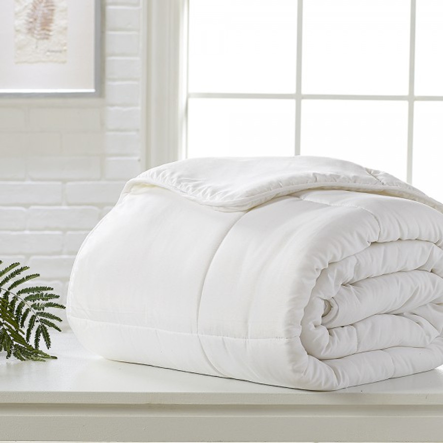 All Natural Tencel and Bamboo Comforter| Tencel Comforter|Bamboo Comforter|Bamboo Comforter King|Bamboo Comforter Queen - Well Living Shop