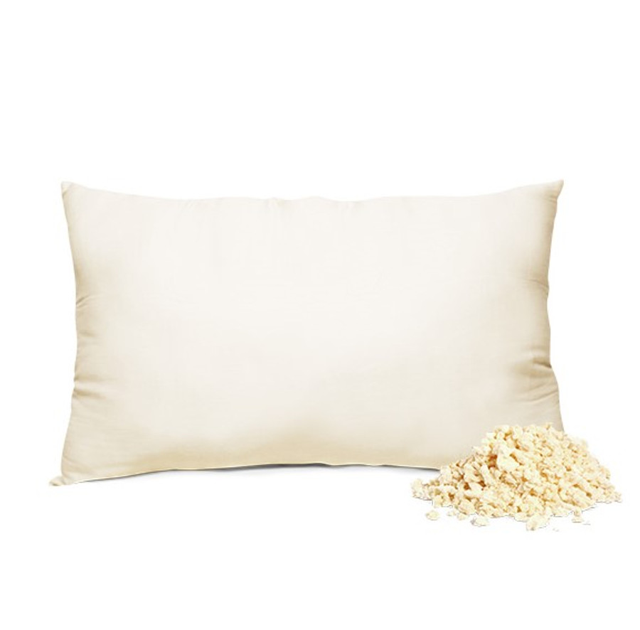 Shredded Latex Pillow|Shredded Latex Pillow Organic|Best Shredded Latex Pillow -Well Living Shop