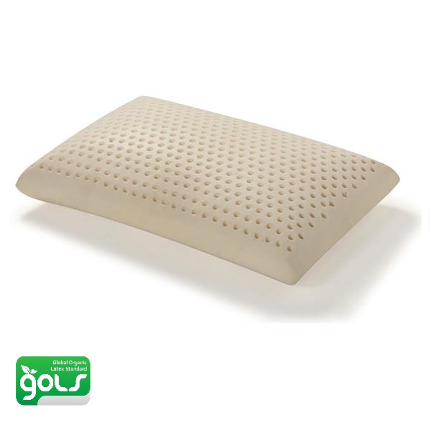Organic Latex Pillow|Best Organic Latex Pillow|Buy Organic Latex Pillow Online -Well Living Shop
