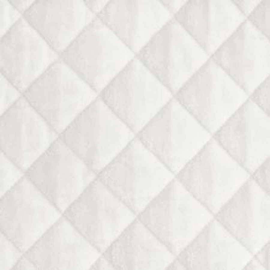 Quilted Coverlet|White Coverlet | Buy Cotton Coverlet Online - Well Living Shop
